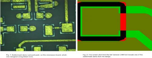<h1>For Microwave PCBs, Solder Mask Design Affects Cost</h1> post thumbnail image