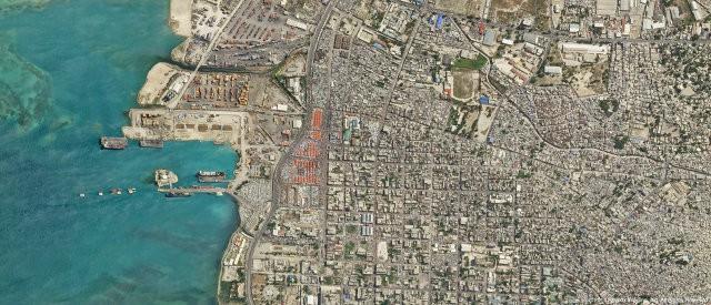 SkySat-2 image of Port-au-Prince, Haiti