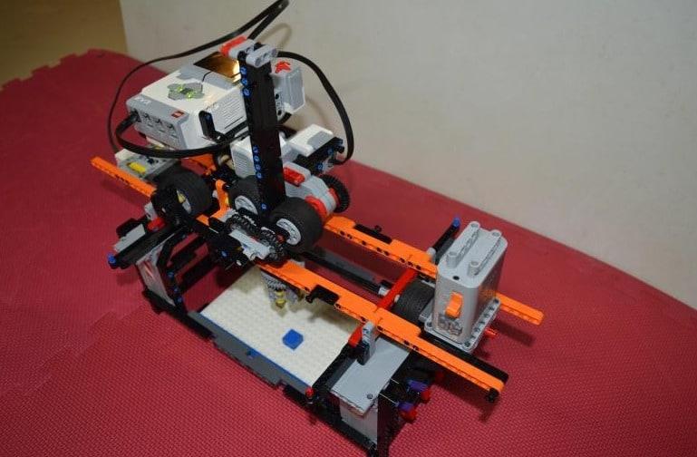 LEGO 3DPrinter