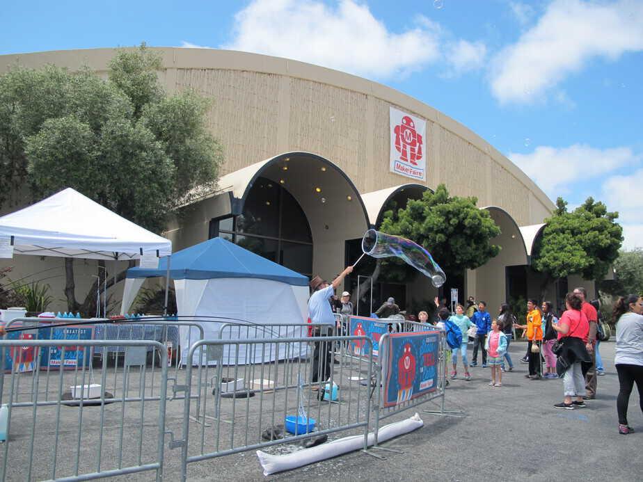 The 10th Annual San Mateo Maker Faire!