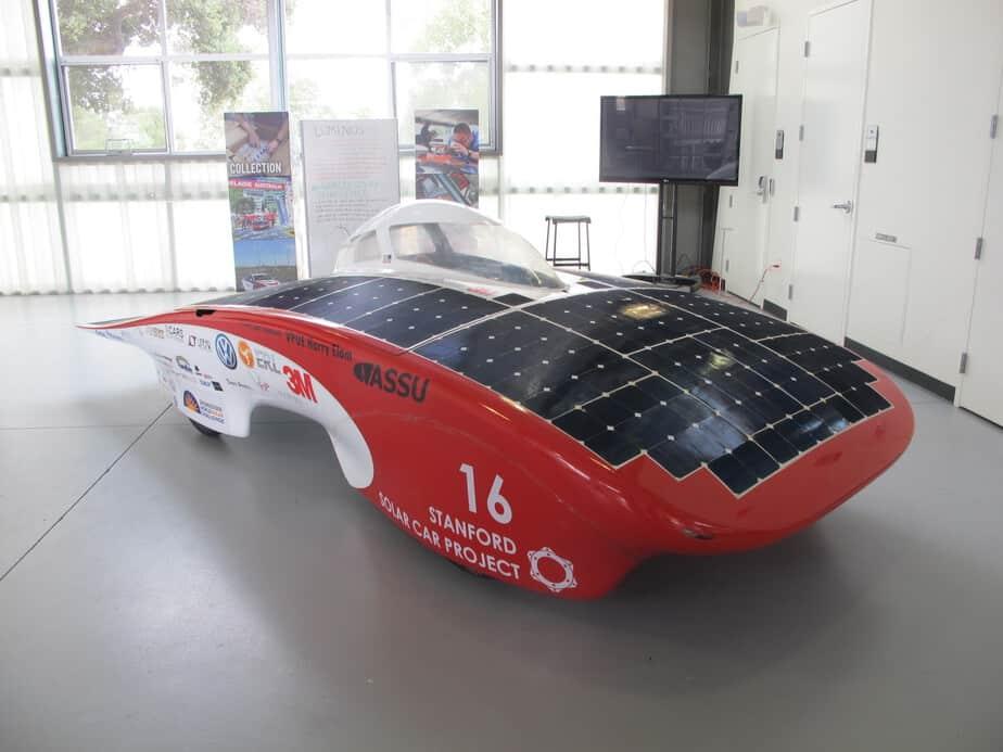 2013 Luminos Solar Car