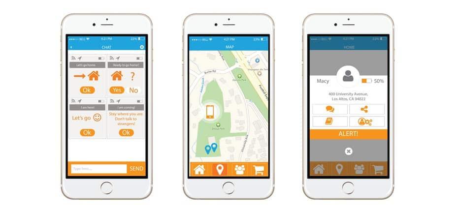 AmbyGear App