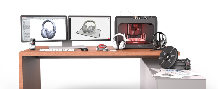 MakerBot's Two New 3D Printers