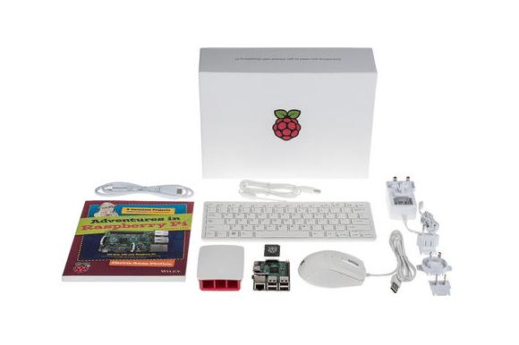 Raspberry Pi Releases Starter Kit
