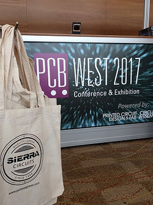Pcb West 2017 Recap and Get your free Bag!