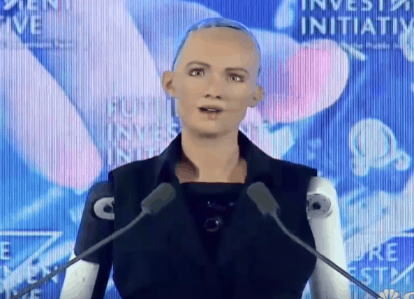 Damn, This is Happening: Saudi Arabia Grants Citizenship To Robot Sophia!