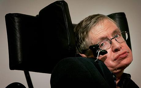 Stephen Hawking talks about AI.