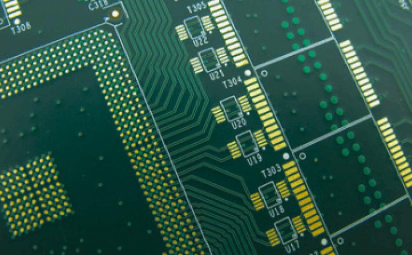 HDI PCB designing