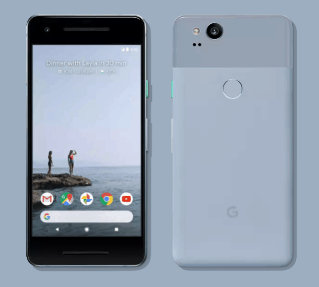 Google Pixel 2 smartphone