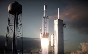 "SpaceX Falcon Heavy to be Launched ""In a Week or So"""