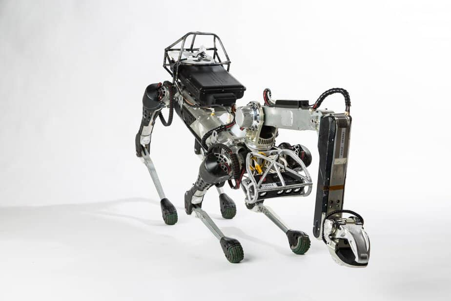 Boston Dynamics' Robot Dog Can Open Doors