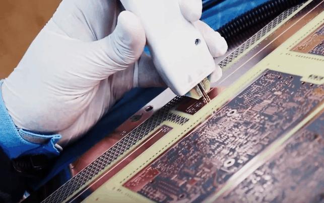 tdr machine pcb manufacturing