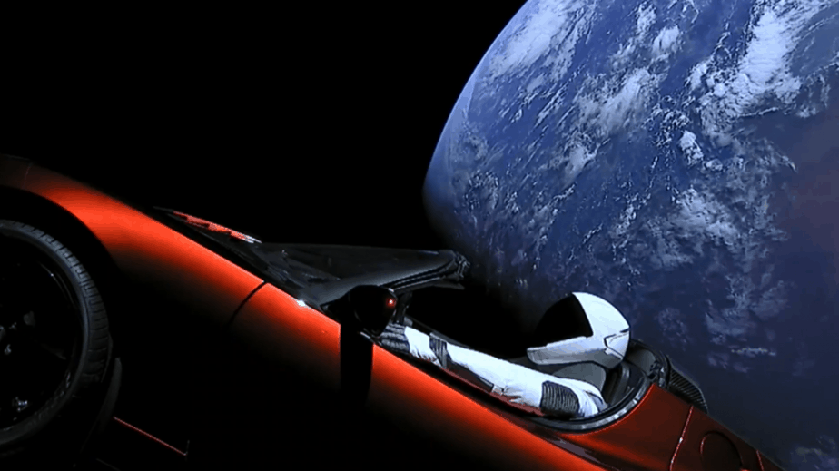 Boeing Wants to Go to Mars to Retrieve Elon Musk's Tesla
