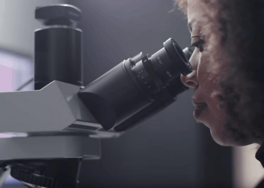 Google AI microscope