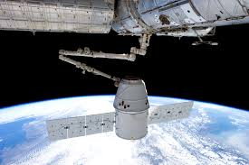 SpaceX Dragon Reached ISS with Food and Science
