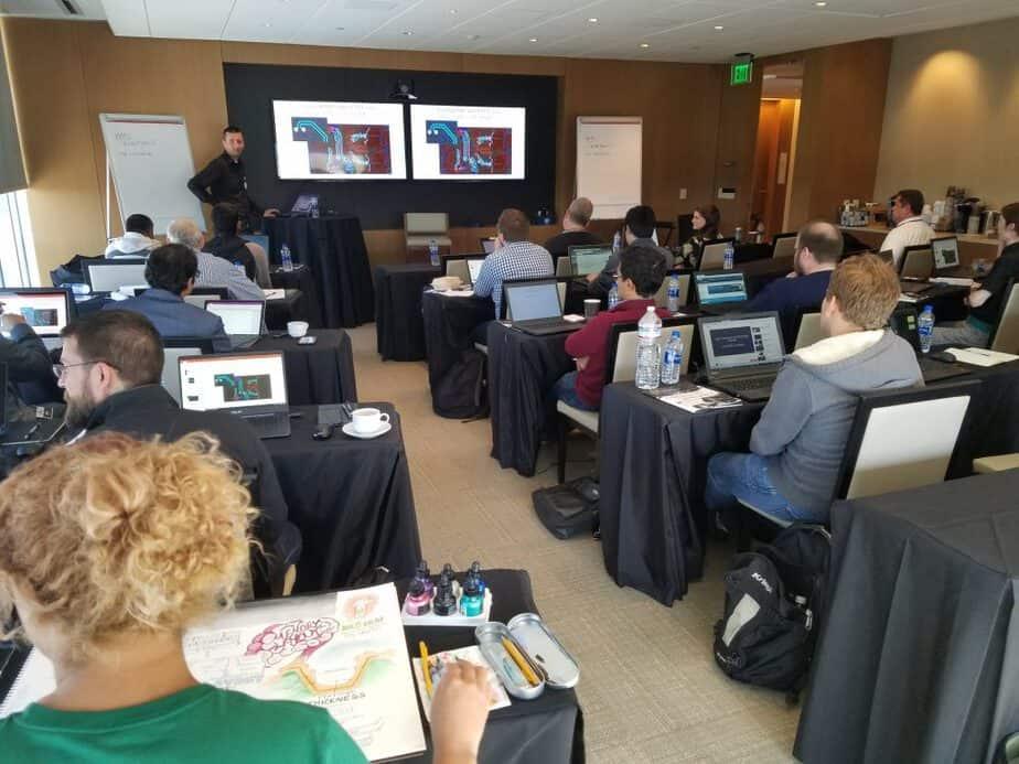 Robert Feranec workshop