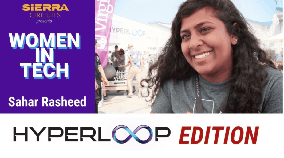 Women in Tech – Sahar Rashed