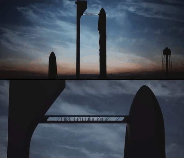 Aviation and aerospace: SpaceX BFR