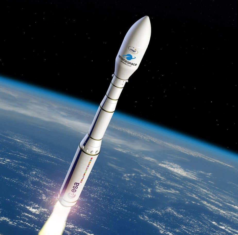 Arianespace's Vega rocket