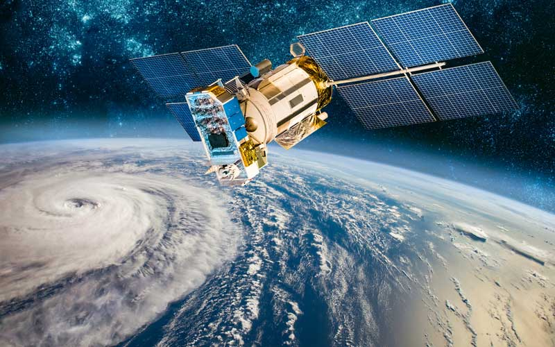 Class 3 PCB Aerospace Satellite