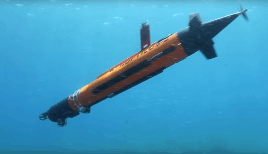 The Internet of Underwater Things drone