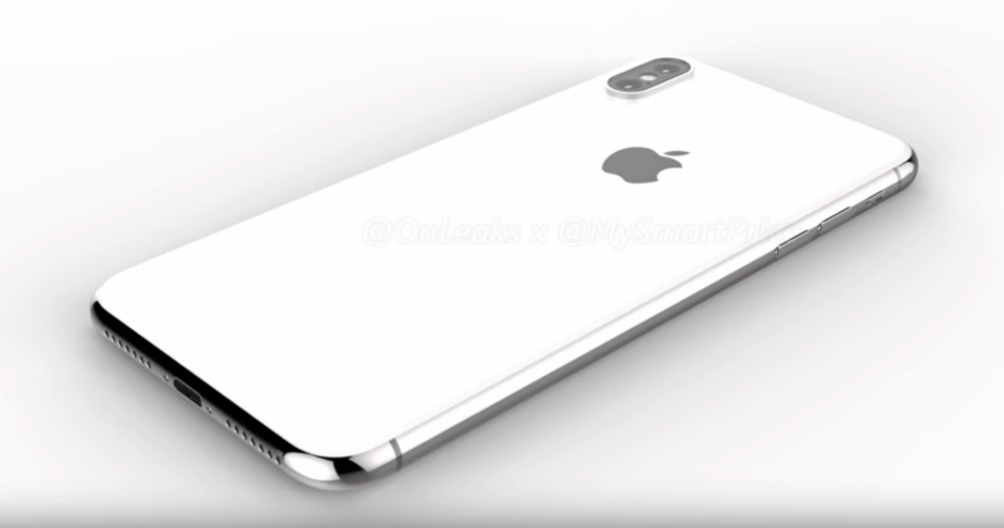 Apple iPhone XI back