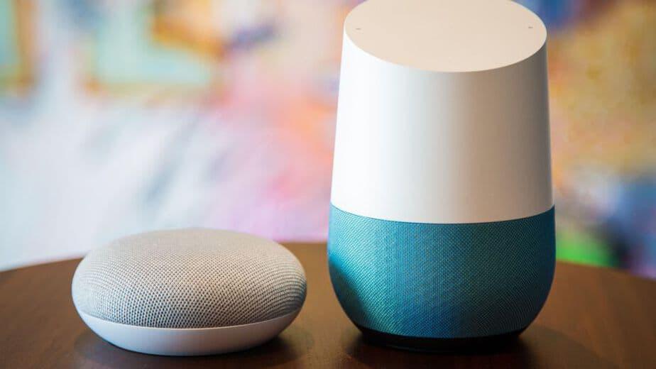 Google back to school smart speakers