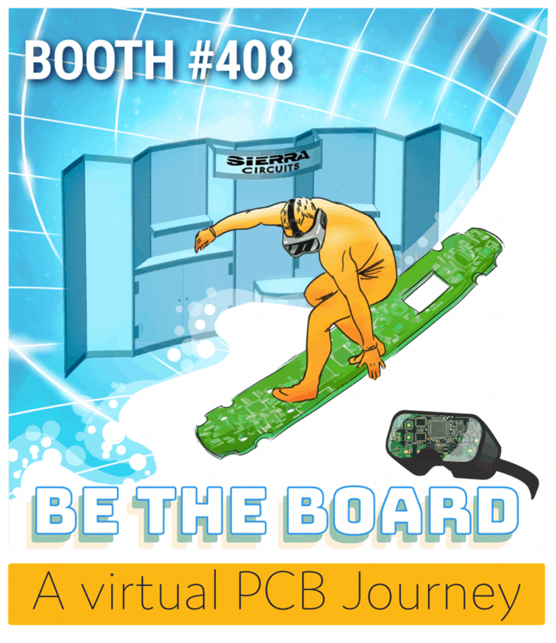 PCB West 2018 Sierra Circuits Virtual Experience