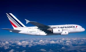 Aviation and aerospace: Airbus A380