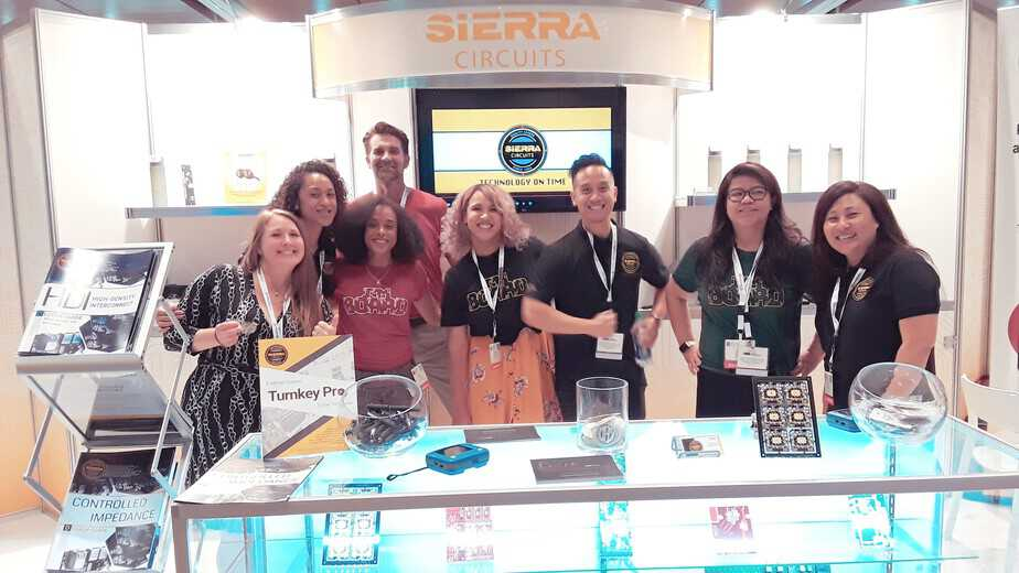 Sierra Circuits Presents CATLAM at PCB West