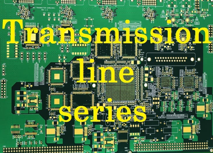 Differential pairs in PCB transmission lines