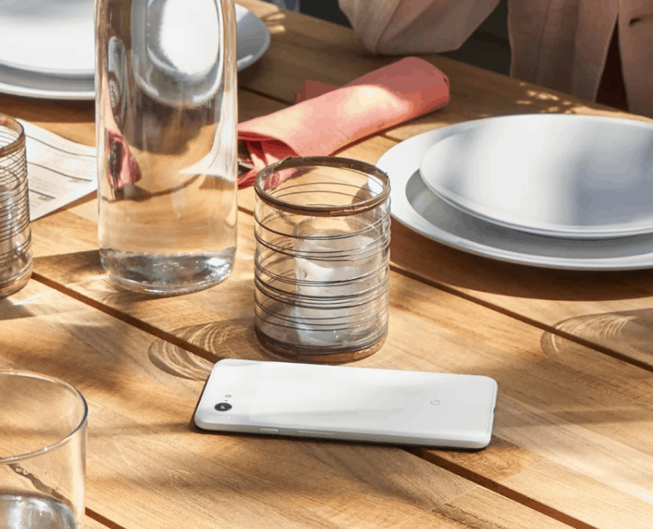 Google Pixel 3 matte glass