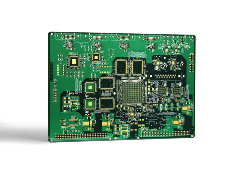 Case study on HDI boards