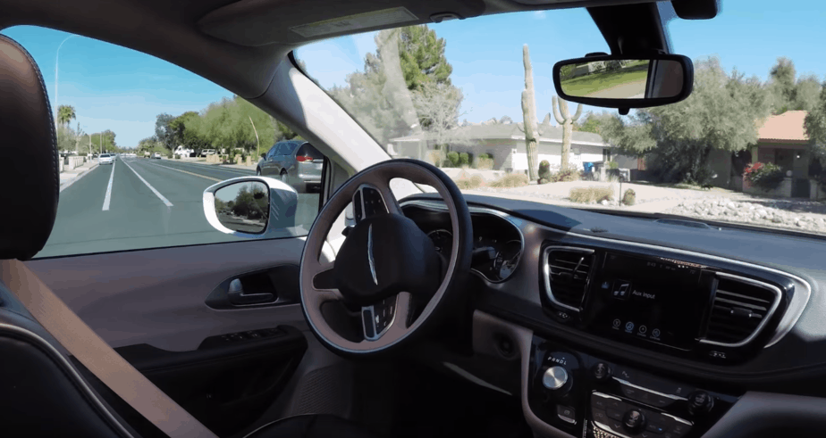 Waymo to Launch Its Self-Driving Car Service in the Next Two Months