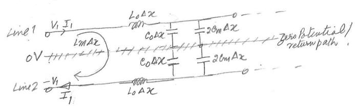 Odd mode circuit