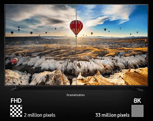 Samsung 8K TV CES 2019