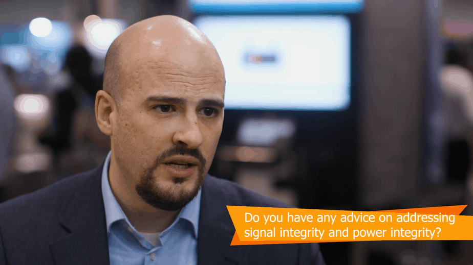 Marko Marin discusses signal integrity and power integrity