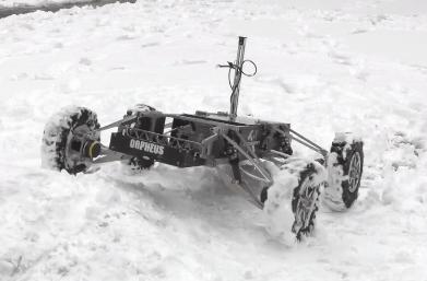 Husky Robotics Mars Rover