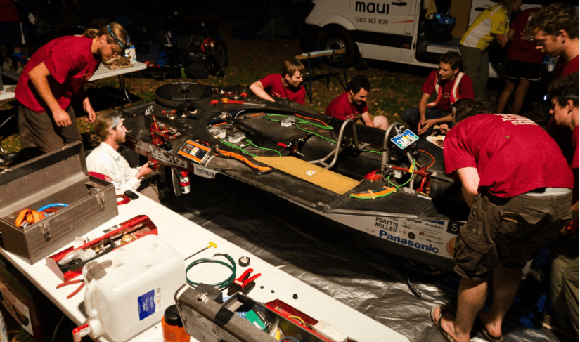 Stanford Solar Car Project Team
