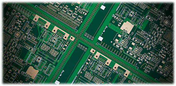 High Density Interconnect (HDI) PCB