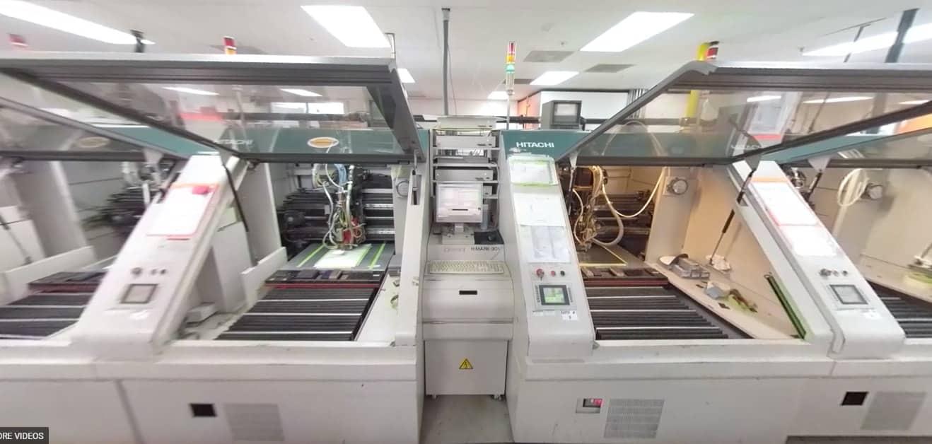 Hitachi PCB Drilling Machine