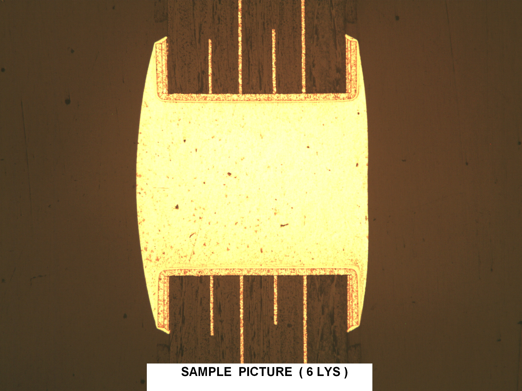 PCB Cross-Section Analysis: A Microscopic Visual Validation of PCBs