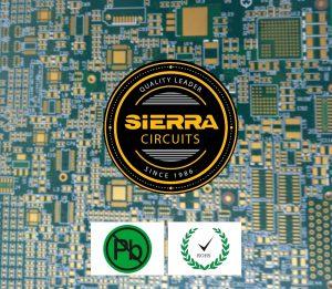 Sierra RoHS Board
