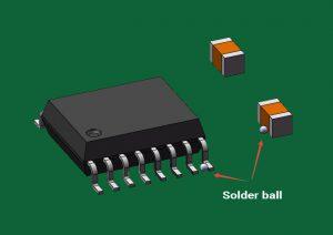Solder Balling in SMT
