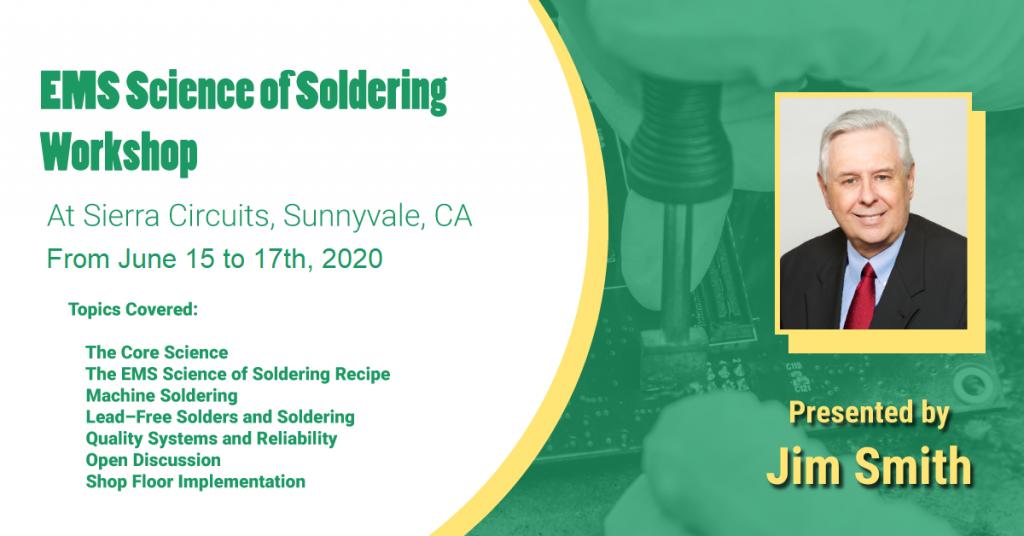 Soldering Workshop Banner
