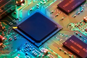Microelectronics on a Printed Circuit Board