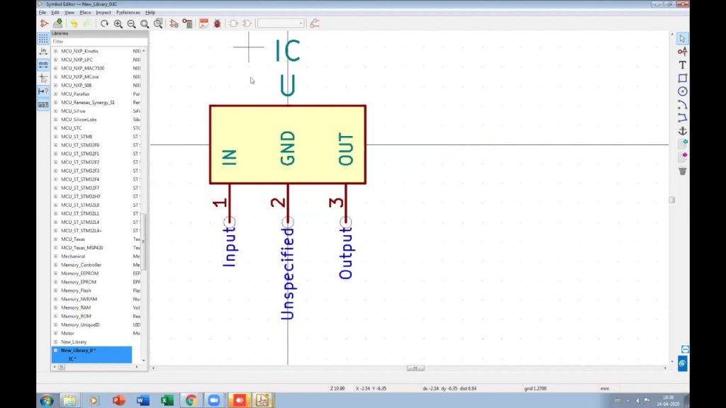 How to Create a KiCad Symbol