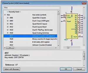 Creating a Schematic in KiCad
