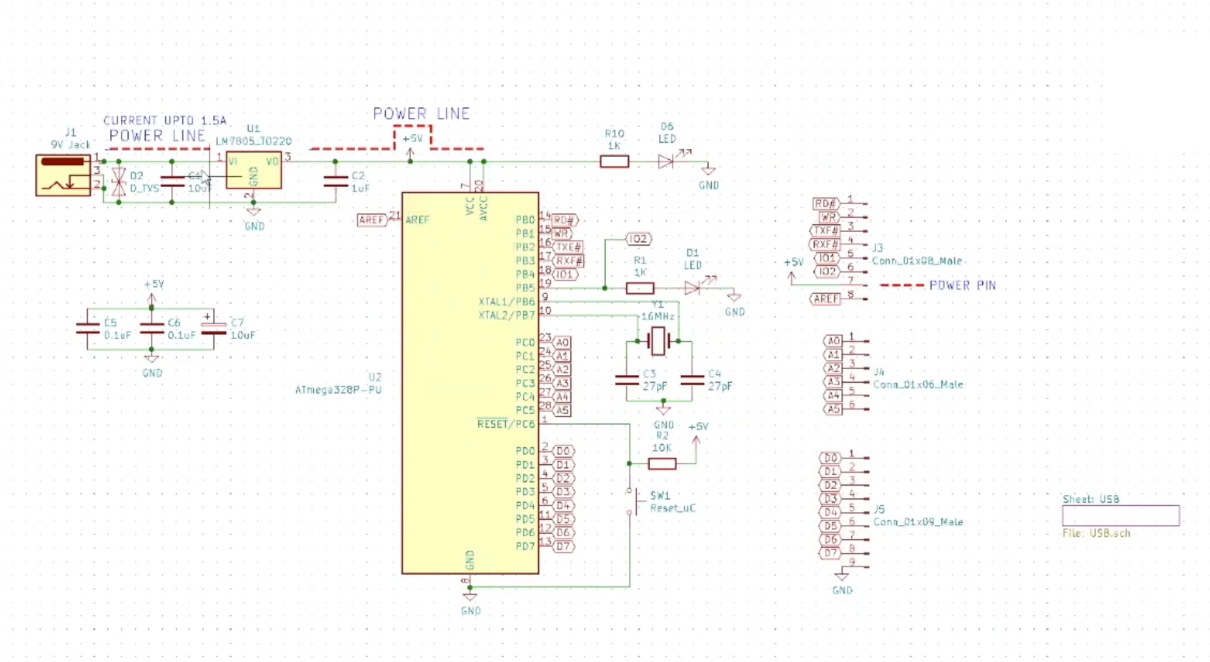 How to Create a High-Speed Schematic Design in KiCad