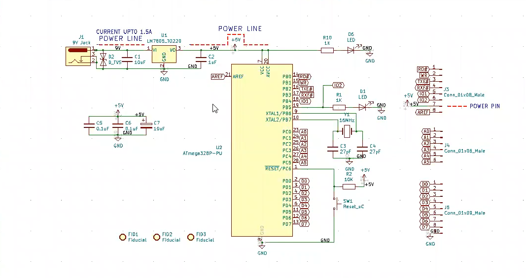 High-Speed schematic design in KiCad